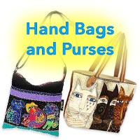Hand Bags and Purses with the Cat and Dog Lover in Mind.